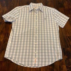 Original Penguin button down short sleeve shirt